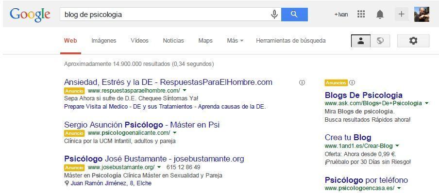 como crear un blog paso a paso. google