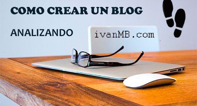como crear un blog paso a paso