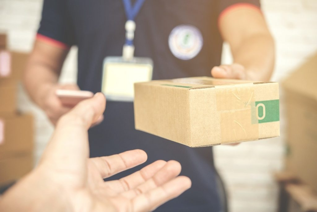 entregado un paquete - Tracking Todo en uno